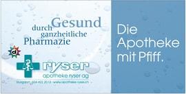 Bild Apotheke Ryser AG