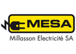 Bild Millasson Electricité SA MESA