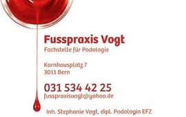 Image Podologie Vogt