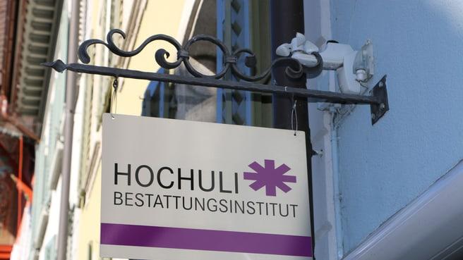 Bild Hochuli Bestattungsinstitut