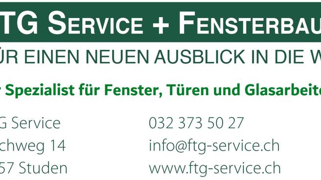 Immagine FTG Service + Fensterbau GmbH