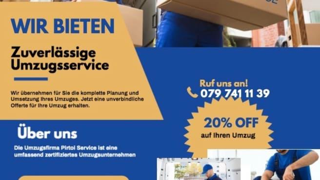 Immagine Piroti Service Umzug & Reinigung Zanyar Piroti