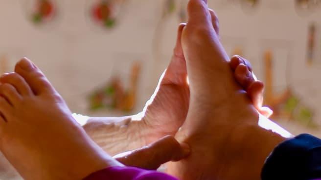 Bild L'empreinte du pied , Studio de réflexothérapie