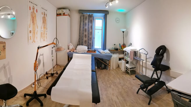 Bild Praxis TCM-Schmerztherapiezentrum