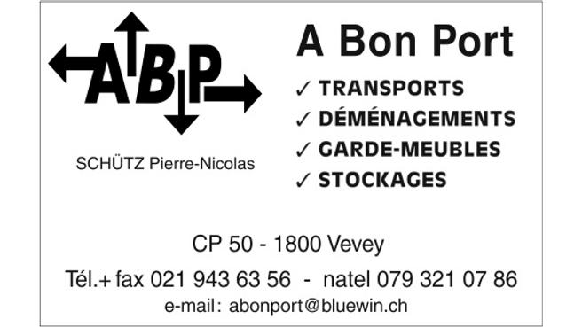 Bild ABP Transports et déménagements, P.N. Schütz