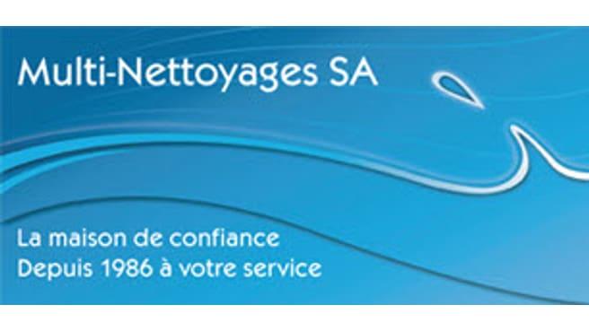Bild Multi-Nettoyages SA