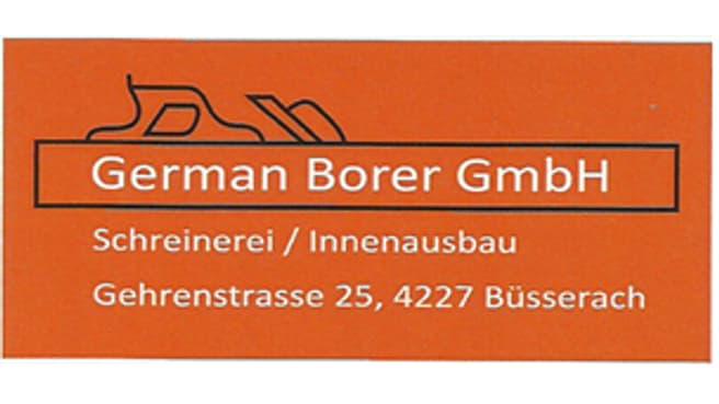 Immagine German Borer GmbH