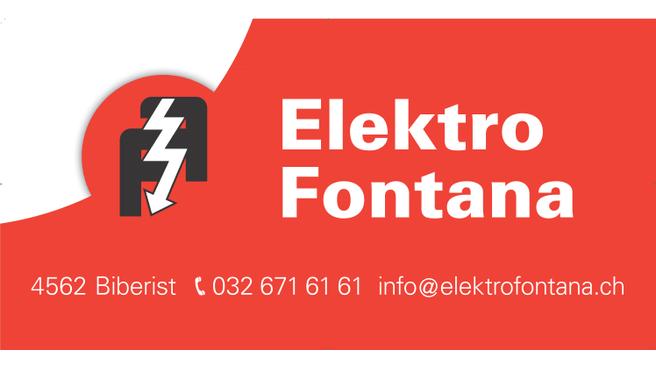 Bild Elektro Fontana Biberist AG