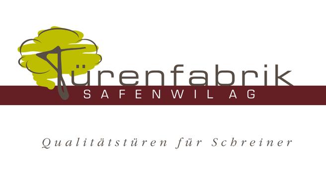 Immagine Türenfabrik Safenwil AG