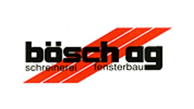 Bild Bösch AG Schreinerei