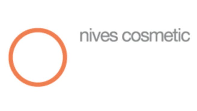 Image nives cosmetic
