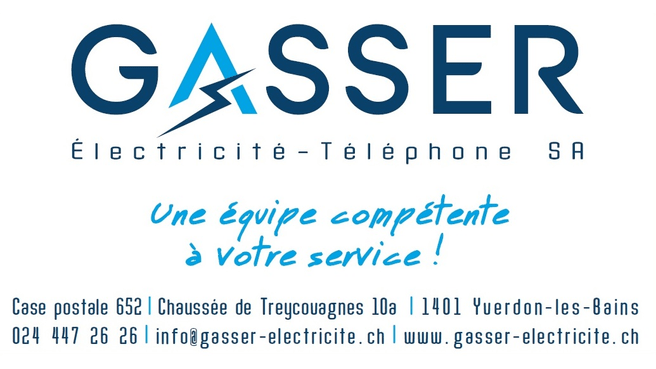 Bild Gasser Electricité-Téléphone SA