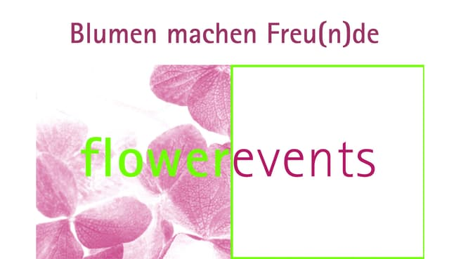 Bild Flowerevents