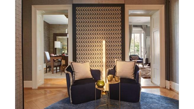 Image BE at HOME interior design by bruno stebler