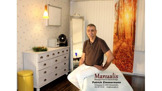 Bild Manualis, Massage-Praxis & Sauna, Patrick Zimmermann, Diessenhofen