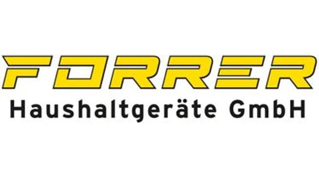 Bild Forrer Haushaltgeräte GmbH