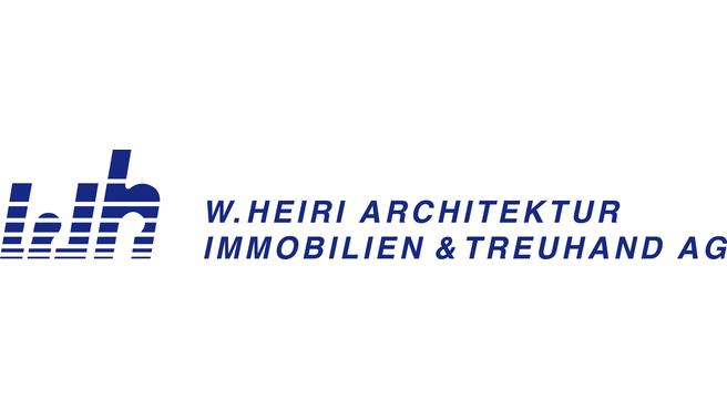 Bild W. Heiri Architektur- Immobilien & Treuhand AG