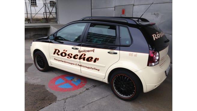 Image Röscher Designlackierungen & Fahrzeugstyling