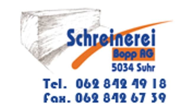 Immagine Schreinerei Bopp AG