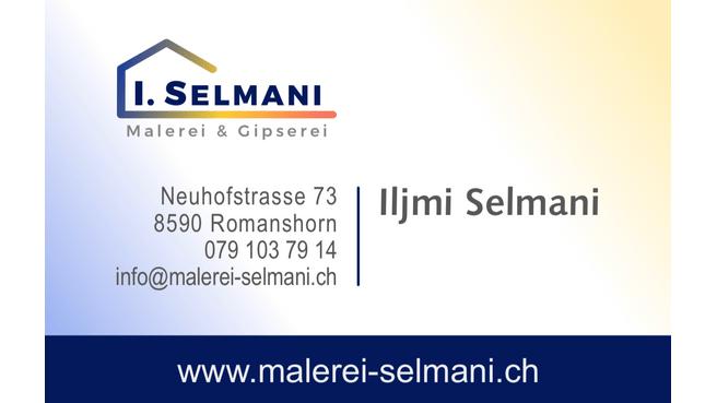 Image I.Selmani Malerei & Gipserei