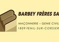 Image Barbey Frères SA