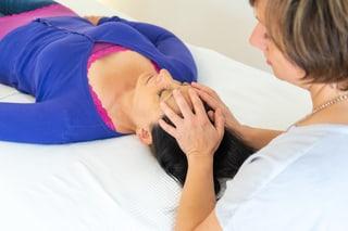 Photo Praxis für Craniosacral Therapie Barbara Derrer