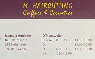 Immagine M. Haircutting