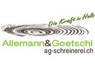 Bild Allemann & Goetschi Schreinerei AG