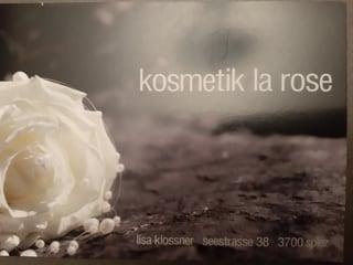 Immagine kosmetik la rose