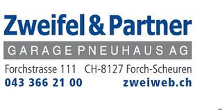 Immagine Zweifel & Partner Garage Pneuhaus AG