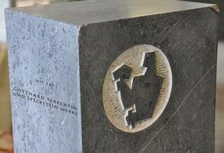 Bild Gotthard Serpentin und Specksteinwerke Ursern, Regli Gedeon