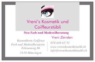 Immagine Vreni's Kosmetik und Coiffeurstübli