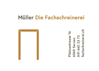 Bild Müller Die Fachschreinerei AG