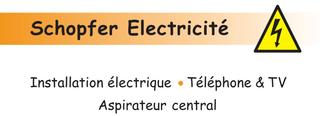 Photo Schopfer Electricité