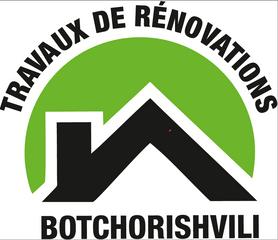 Immagine Botchorishvili Travaux de rénovations