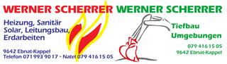 Bild Scherrer Werner