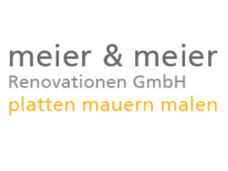 Photo Meier & Meier Renovationen GmbH
