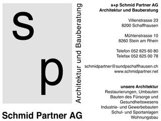 Immagine s+p Schmid Partner AG
