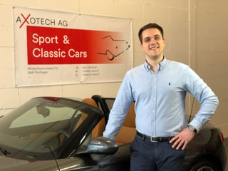 Immagine Axotech AG Sport and Classic Cars