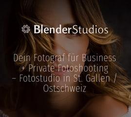 Immagine Blender Studios - Fotostudio