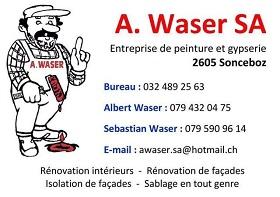 Immagine A. Waser SA