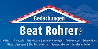 Bild Bedachungen Rohrer GmbH