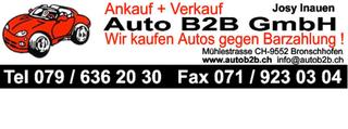 Bild Auto Ankauf &Verkauf J.Inauen AUTOB2B GmbH