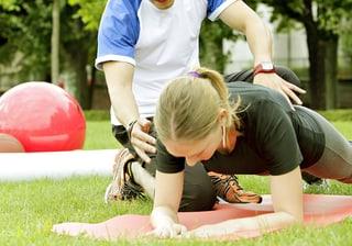 Bild æktiv - personal training basel