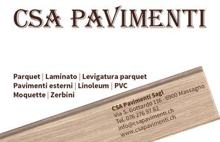 Photo CSA PAVIMENTI
