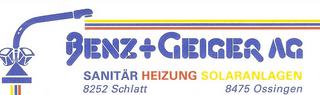 Bild Benz + Geiger AG