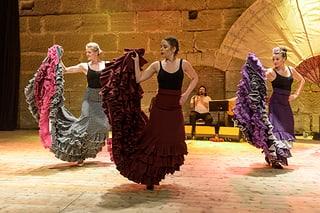 Immagine Flamenco Studio Manuela