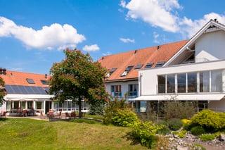 Photo Gutknechtstiftung Alterswohn- und Pflegeheim