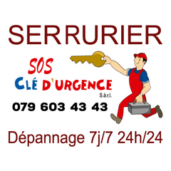 Bild SOS CLE D'URGENCE 7j/7 24h/24 sàrl
