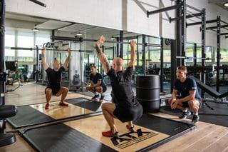 Bild Halle 41 Sport Physiotherapie Kloten